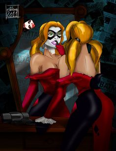 Harley Quinn -- Still, just a girl... Auction your comics on http://www.comicbazaar.co.uk