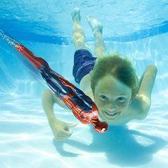 Swimways Dive N Glide Marvel Spider-Man Dive Toy