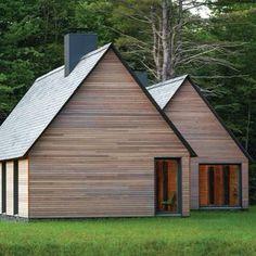 Hudson valley modern cabin
