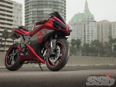 Check out our custom bikes and custom motorcycles section. Super Streetbike offers personal interviews and tips to get the most out of your custom build. Red Motorcycle, Scrambler Motorcycle, Custom Sport Bikes, Custom Motorcycles, Paint Bike, Yamaha Yzf R1, Sportbikes, Video New, Motorcycle Accessories