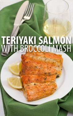 Broccoli Mash is the star side dish with this date night-inspired Honey Sesame Teriyaki Chili Baked Salmon Recipe from a bachelor chef on The Chew. http://www.recapo.com/the-chew/the-chew-recipes/chew-honey-sesame-teriyaki-baked-salmon-recipe-broccoli-mash/