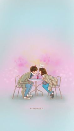 K-dramas cutie photo Weightlifting Fairy Wallpaper, Weightlifting Fairy Kim Bok Joo Wallpapers, Weightlifting Fairy Kim Bok Joo Fanart, Love Cartoon Couple, Anime Love Couple, Cute Anime Couples, Cute Couple Drawings, Cute Couple Art, Cute Drawings