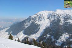 Zillertaler Berge im Winter