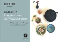 WAZARS e-store Inaugurazione presso Generi Misti di Rovereto (TN) Mini