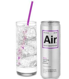 Air - a new alcoholic drink described as odorless, colorless, and tasteless!!