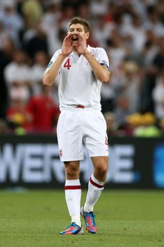 Pics: Stevie shines in England win - Liverpool FC