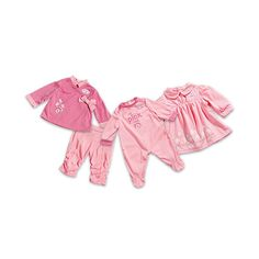 Baby Annabell Fashion Outfits Giftset