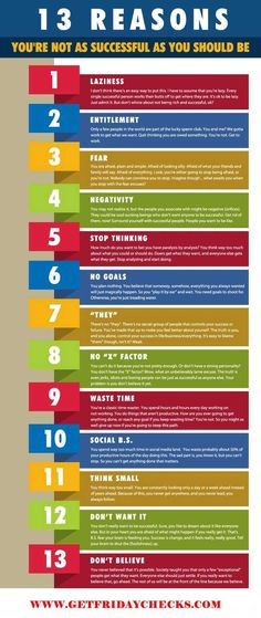 13 Reasons You're Not As Successful As You Should Be - Imgur