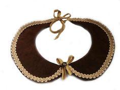 Handmade Collar Crochet Earrings, Bows, Handmade, Jewelry, Fashion, Hand Made, Jewellery Making, Moda, Arches