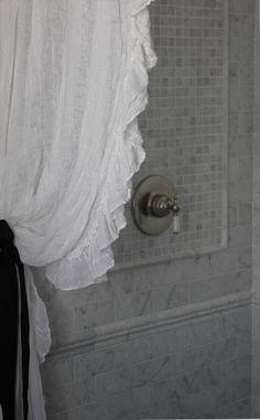 Shower curtain Trouvais