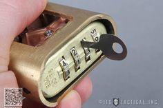 EZ Decoder Combination Lock Pick | ITS Tactical