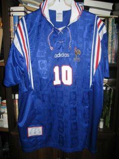 Francia 1996-97 adidas Home