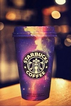 Starbucks Galaxy