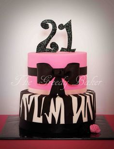A 6 Amp 8 Combo Topper Hand Cut From Gumpaste And Covered In Black Holographic Glitter Thanks For Looking Brithday Cake, Cute Birthday Cakes, Birthday Cakes For Women, Birthday Ideas, 21st Birthday, Birthday Stuff, Birthday Decorations, Pretty Cakes, Cute Cakes