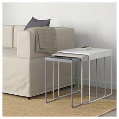 GRANBODA Nest of tables, set of 3 - IKEA