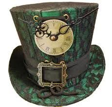 steampunk hat - Google zoeken