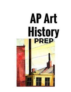 AP Art History Journal