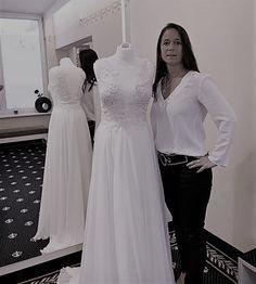 Alexandra Klotz #brautmodentirolteam #brautmodentirol Wedding Dresses, Fashion, Dress Wedding, Gowns, Bride Dresses, Moda, Bridal Gowns, Fashion Styles, Weeding Dresses