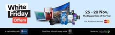 Souq White Friday Sale 2015 Discount Deals Started until November 28 White Friday, Sale 2015, Uber Ride, Discount Deals, Saudi Arabia