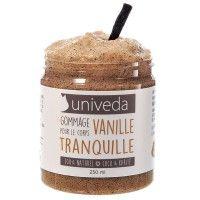 Gommage corps au sucre VANILLE TRANQUILLE - 250 ml Nutrition, Exfoliant, Baking Ingredients, Cookie Dough, Cookies, Biologique, Food, Lab, Vanilla