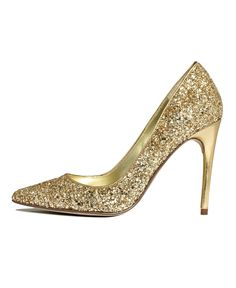 Ivanka Trump Shoes, Kaydena Glitter Pumps - - Macy's