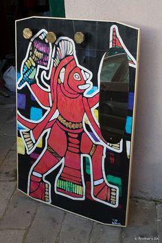 #Brothers_Art #Hanuman artwork