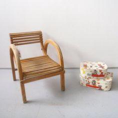 1000 images about desmerveilles vintage on pinterest - Chaise enfant casa ...