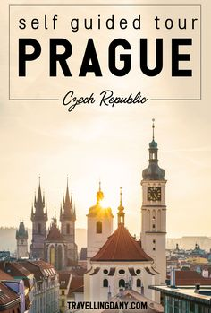A brilliant Prague itinerary to help you make the most out of your trip to the Bohemian capital of the Czech Republic