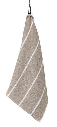 Non-toxic linen hand towel