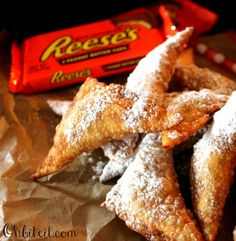Yep..Fried Reese's!