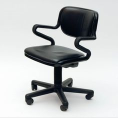 Office Chair by Giancarlo Piretti for Openark