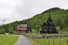 Borgund Stave Church, Norway | por Doug and Kelly's Photos of Awesomeness