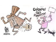 Os corruptos contra-atacam