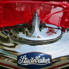 Vintage Car . Studebaker  ..  from Canada Day celebrations