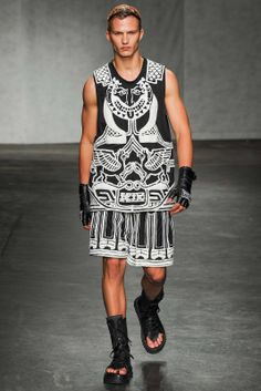 KTZ SS15 | London Collections: Men | Homotography