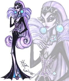 The Villainess collection by Hayden Williams: Yzma #Yzma #Disney #DisneyDivas| Be Inspirational ❥|Mz. Manerz: Being well dressed is a beautiful form of confidence, happiness & politeness