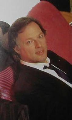 just an extraordinarily ordinary bloke, David Gilmour