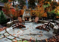 Dessin circulaire, belles couleurs d'automne