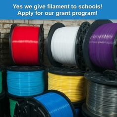 Spools for Schools from Zeni Kinetic - 3D Printing Industry