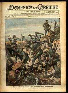Memorie, Italian Army, World War I, Wwi, Magazines, Police, The Past, Illustration, Poster