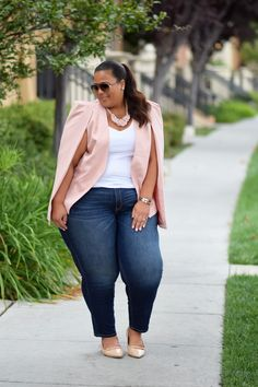 GarnerStyle | The Curvy Girl Guide: Super Woman Chic