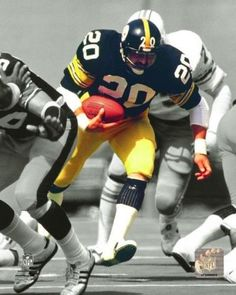 9fe8258c7 Rocky Bleier Spotlight Action Photo Print (8 x 10)