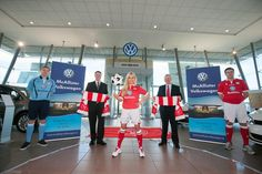 McAllister #Volkswagen today announced a sponsorship deal with Irish football club #Shelbourne F.C.