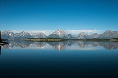 A perfect day at the Tetons  #landscape #perfect #tetons #photography
