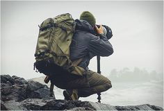 F-STOP MOUNTAIN SERIES F-Stop Gear, makers of some of the most inventive adventure photographer packs out there, have just revealed their 2015 backpack collection. Camping Photography, Adventure Photography, Adventure Time, Adventure Travel, Greatest Adventure, Adventure Aesthetic, Wanderlust Travel, Outdoor Life, Backpacker