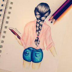 best friend drawings tumblr | cute best friend drawings tumblr