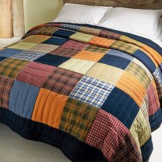 Your blanket – which carries a minuscule wash top rated and conceal – got Pauline Linen Bedding, Bedding Sets, Bed Cover Design, Plaid Quilt, Fat Quarter Quilt, House Quilts, Bed Duvet Covers, Paint Designs, Quilt Making