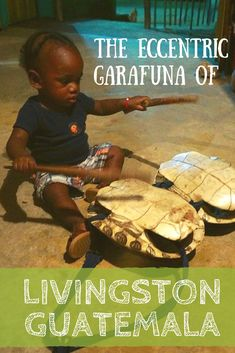 Livingston, Guatemala lies on the country's Caribbean coast and although it is not an island, it is only reachable by boat. No roads connect it with the mainland, giving it an island flair. But, what truely makes Livingston unique is its rich Garifuna culture!
