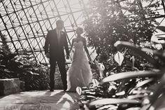 Westin Southfield Detroit- Southfield Town Center Atrium Wedding Reception