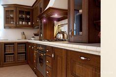 Klasické kuchyne- vizualizácie | Designový nábytok na mieru